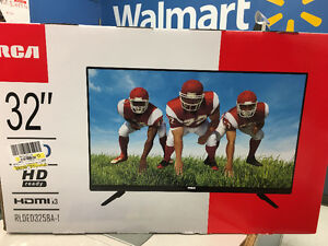 BRAND NEW UNOPENED RCA 32inch LED tv