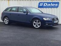 2014 Audi A4 2.0 TDI Ultra 163 SE Technik 5dr 5 door Estate