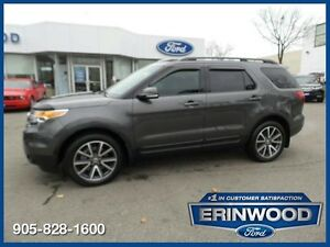 2015 Ford Explorer XLTONE OWNER CPO 24M@1.9%/12MO/20,000KM EXT W