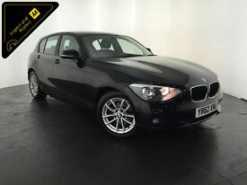 2012 62 BMW 116D EFFICIENT DYNAMICS 1 OWNER SERVICE HISTORY FINANCE PX WELCOME