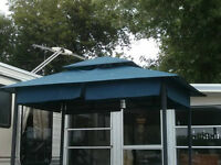 Upholstery Services, Gazebo covers, ATV, Marine, Auto