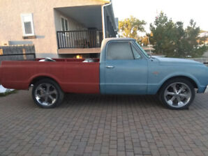 1967 c10 Project Truck