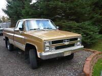 1985 Chevrolet C/K Pickup 1500 Pickup Truck