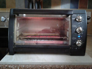 Four grille pain convection