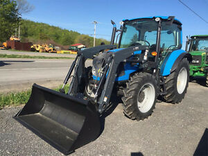 2017 Landini 79 Hp Cab Tractor - BACK TO THE BASICS!!!