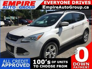 2013 FORD ESCAPE SE * AWD * POWER GROUP * BLUETOOTH