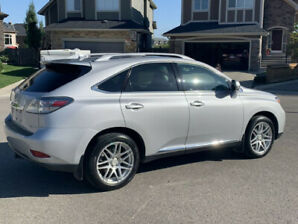 2010 Lexus RX350 Touring Package - MINT Condition