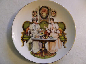 "Mrs. Albee ""Personal Service"" Plate"
