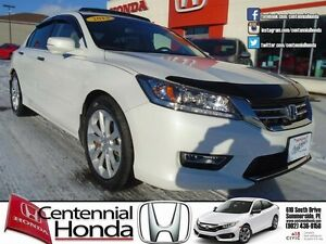 Honda Accord Sedan Touring 2013