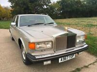ROLLS-ROYCE SILVER SPIRIT 49K LOW MILES! RARE CLASSIC Spur Bentley Eight Turbo r