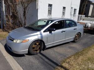 Honda Civic 2006 manuelle