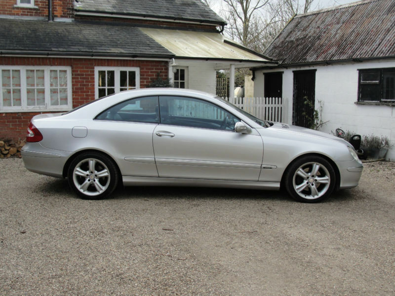 2004 mercedes clk 270 cdi auto avantgarde full service history in vgc in colchester. Black Bedroom Furniture Sets. Home Design Ideas