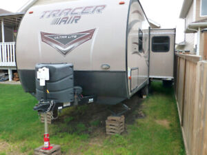 2015 Tracer 255 Air Ultra Lite