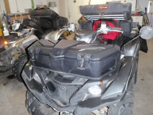 Yamaha Grizzly Front Cargo Box