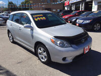 2007 Toyota Matrix XR...PERFRECT COND....GREAT CAR City of Toronto Toronto (GTA) Preview