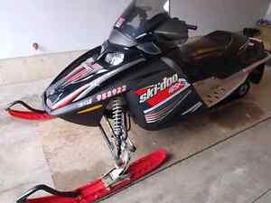 2005 ski doo gsx 500ss (600) trades