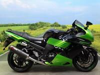 Kawasaki ZZR1400 ABS 2012 with scorpions **EXCELLENT EXAMPLE PRICED TO SELL**
