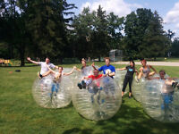 8 week Bubble Soccer League coming to KW! $90 for the season
