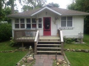 Winnipeg Beach Cottage For Rent