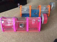 Rotastak Homezone Triple Pod hamster cages