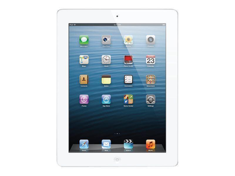 Apple iPad 3. Gen. 16GB, WLAN, 24,64 cm,(9,7 Zoll) Weiß INKL. 1 JAHR Gewährleist