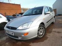 FORD FOCUS GHIA 1.8 PETROL ESTATE