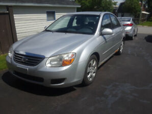 For Sale 2008 KIA Spectra
