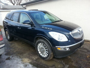 2008 Buick Enclave CXL, AWD, Loaded, NEEDS ENGINE WORK $2250