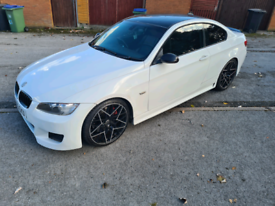 Bmw 335d limited edition autovouge remapped staff 415 hp beautiful car