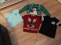 Christmas jumper bundle