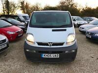Vauxhall Vivaro 1.9Di 2700 SWB