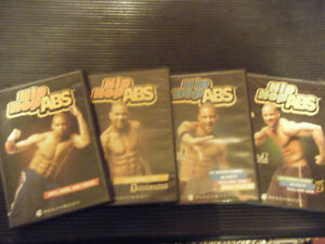 HIP HOP ABS 3 DVD SET