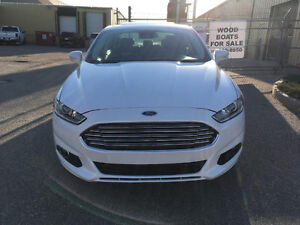 2014 Ford Fusion Titanium GT Turbo AWD Sunroof/Leather/Navigat