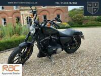 2017 Harley-Davidson XL 883cc XL 883 N IRON 17 MOTORCYCLE Petrol Manual