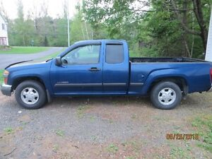 2005 Chevrolet Colorado CLOTH SEATS Pickup Truck