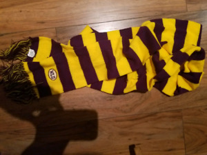 Wilfred Laurie University scarf