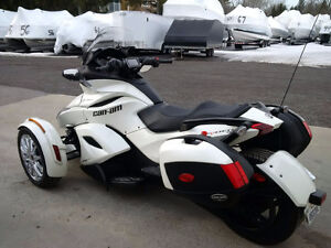 Can-Am Spyder ST Limited Semi Automatique