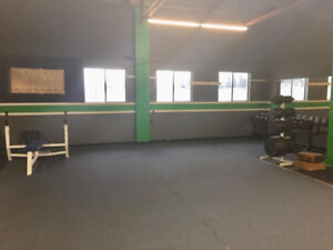 Busy Fitness Center-Space Available-Personal Trainers or