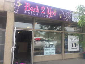High Visibility Office, Retail, or Business Space available