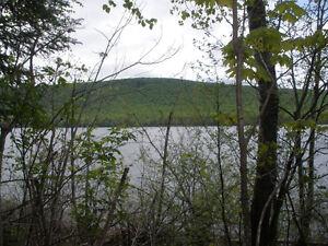 Terrain au Lac Beau