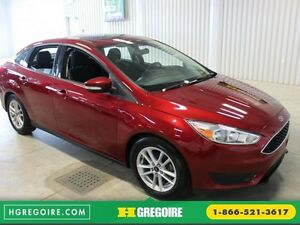 2015 Ford Focus SE A/C Gr-Électrique (Cam-Bluetooth)