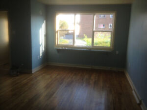 3 bedroom duplex with unfinished basement