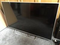 Sony 49 inch 4K TV and sound bar