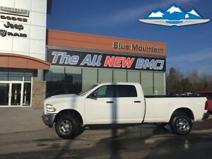 2016 Ram 2500 Outdoorsman   ACCIDENT FREE, BED LINER, TOW PACKAG