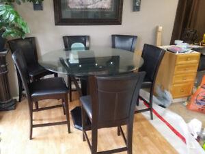 Dinning room tab 6 seat