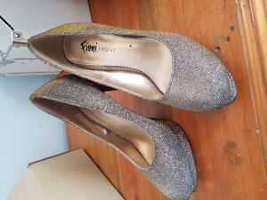 Fioni Night Sparkly Shoes