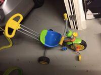 Trikestar Kids Tricycle