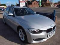 2014 14 BMW 3 SERIES 2.0 318D SE TOURING 5D 141 BHP DIESEL