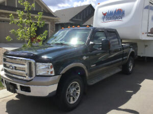 2006 Ford F-350 SD 4x4 Crew Cab King Ranch Diesel