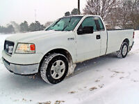 2004 Ford F-150 xlt 8 foot box (price negotiable)